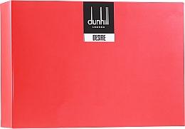 Парфюмерия и Козметика Alfred Dunhill Desire Red - Комплект (тоал. вода/100ml + тоал. вода/30ml + дезод./195ml)