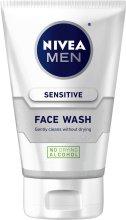 Парфюми, Парфюмерия, козметика Мъжки успокояващ измиващ гел за лице - Nivea Active Comfort System