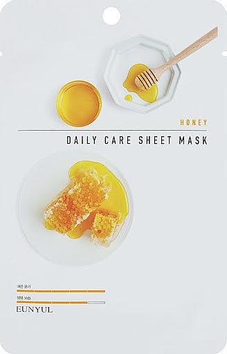 Подмладяваща маска за лице с екстракт от мед - Eunyu Daily..