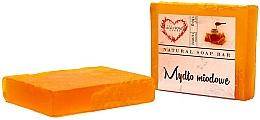 Парфюмерия и Козметика Глицеринов сапун за тяло с мед - The Secret Soap Store
