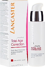 Парфюмерия и Козметика Коректор за лице - Lancaster Total Age Correction Amplified Dark Spot Corrector
