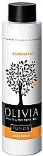 Парфюмерия и Козметика Лосион за тяло с кумкуат - Olivia Beauty & The Olive Fusion Body Lotion Kumquat (мини)