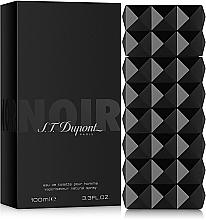 Dupont Noir Pour Homme - Тоалетна вода — снимка N1