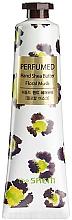 """Парфюмерия и Козметика Подхранващ крем за ръце """"Мускус"""" - The Saem Perfumed Floral Musk Hand Shea Butter"""