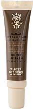 Парфюмерия и Козметика Балсам за устни с екстракт от мед - Panier Des Sens Regenerative Honey Lip Balm