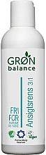 Парфюмерия и Козметика Почистващо средство за лице 3в1 - Gron Balance Facial Cleanser 3in1