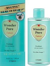 Парфюмерия и Козметика Тоник за проблемна кожа - Etude House Wonder Pore Freshner