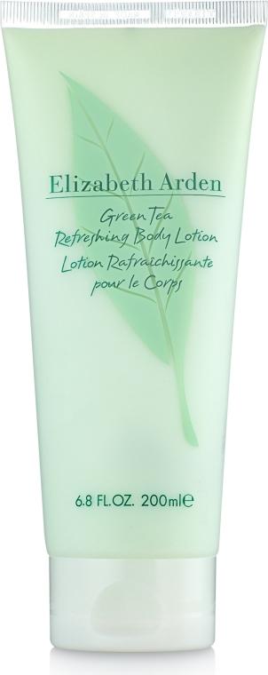 Elizabeth Arden Green Tea - Лосион за тяло — снимка N1