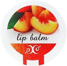 """Парфюми, Парфюмерия, козметика Балсам за устни """"Праскова"""" - Hristina Cosmetics Lip Balm"""