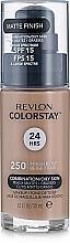 Парфюмерия и Козметика Фон дьо тен - Revlon ColorStay Foundation For Combination/Oily Skin SPF 15 (тестер)