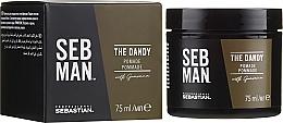 Парфюмерия и Козметика Помада за коса с лека фиксация - Sebastian Professional SEB MAN The Dandy