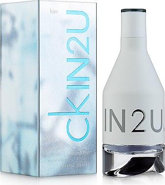 Calvin Klein CK IN2U Him - Тоалетна вода — снимка N5