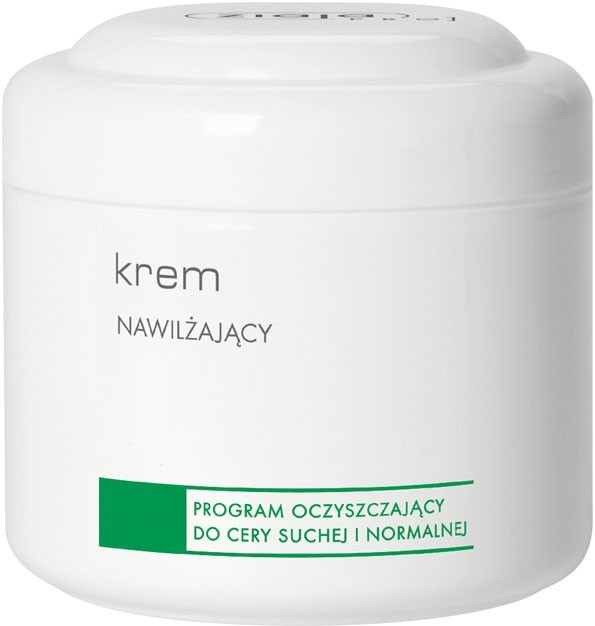 Овлажняващ крем за лице - Ziaja Pro Moisturizing Cream — снимка N1