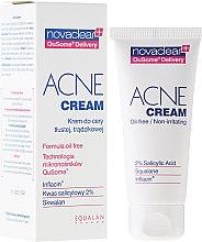 Парфюми, Парфюмерия, козметика Крем за лице - Novaclear Acne Cream Oil-free