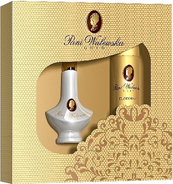 Miraculum Pani Walewska Gold - Комплект парфюм и дезодорант
