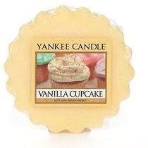 Парфюмерия и Козметика Ароматен восък - Yankee Candle Vanilla Cupcake Wax Melts