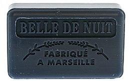 Парфюмерия и Козметика Марсилски сапун - Foufour Savonnette Marseillaise Belle de Nuit