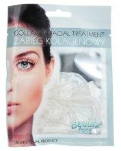 Парфюми, Парфюмерия, козметика Колагенова маска със сребристи частици - Beauty Face Collagen Hydrogel Mask
