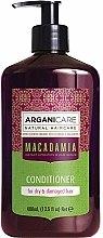 Парфюми, Парфюмерия, козметика Балсам за коса с масло от макадамия - Arganicare Macadamia Conditioner