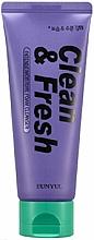 Парфюмерия и Козметика Хидратираща и почистваща пяна за лице - Eunyul Clean & Fresh Intense Moisture Foam Cleanser