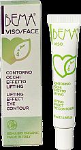 Парфюми, Парфюмерия, козметика Крем за областта около очите с лифтинг ефект - Bema Cosmetici Bema Love Bio Lifting Effect Eye Contour