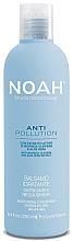 Парфюмерия и Козметика Овлажняващ балсам за коса - Noah Anti Pollution Moisturizing Conditioner