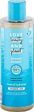 Парфюмерия и Козметика Душ гел с морски водорасли и евкалипт - Love Beauty&Planet Marine Algae & Eucalyptus Shower Gel