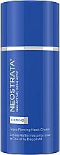 Парфюмерия и Козметика Укрепващ крем за шия - NeoStrata Skin Active Trimple Firming Neck Cream