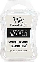 Парфюми, Парфюмерия, козметика Ароматен восък - WoodWick Wax Melt Smoked Jasmine