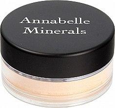 Парфюмерия и Козметика Минерална пудра за лице - Annabelle Minerals Coverage Foundation (mini)