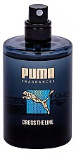 Парфюмерия и Козметика Puma Cross The Line - Тоалетна вода (тестер без капачка)