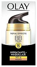 Парфюмерия и Козметика BB-крем за лице - Olay Total Effects BB Cream SPF15
