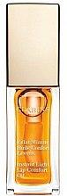 Парфюми, Парфюмерия, козметика Масло-блясък за устни - Clarins Instant Light Lip Comfort Oil