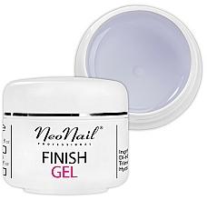 Парфюмерия и Козметика Гел за нокти - NeoNail Professional Finish Gel