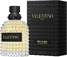 Парфюмерия и Козметика Valentino Born In Roma Uomo Yellow Dream - Тоалетна вода