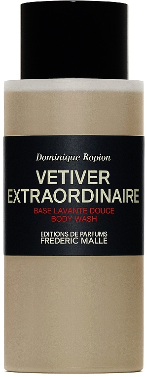 Frederic Malle Vetiver Extraordinaire Body Wash - Душ гел — снимка N1