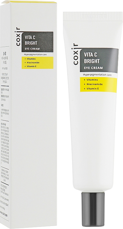Околоочен крем с витамин С - Coxir Vita C Bright Eye Cream