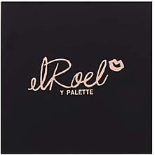 Парфюмерия и Козметика Празна магнитна палитра за грим - Elroel Y Palette Signature