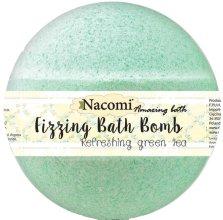 Парфюми, Парфюмерия, козметика Бомбичка за вана - Nacomi Green Tea Bath Bomb