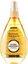 Парфюми, Парфюмерия, козметика Масло за коса - Garnier Botanic Therapy Argan Oil&Camellia
