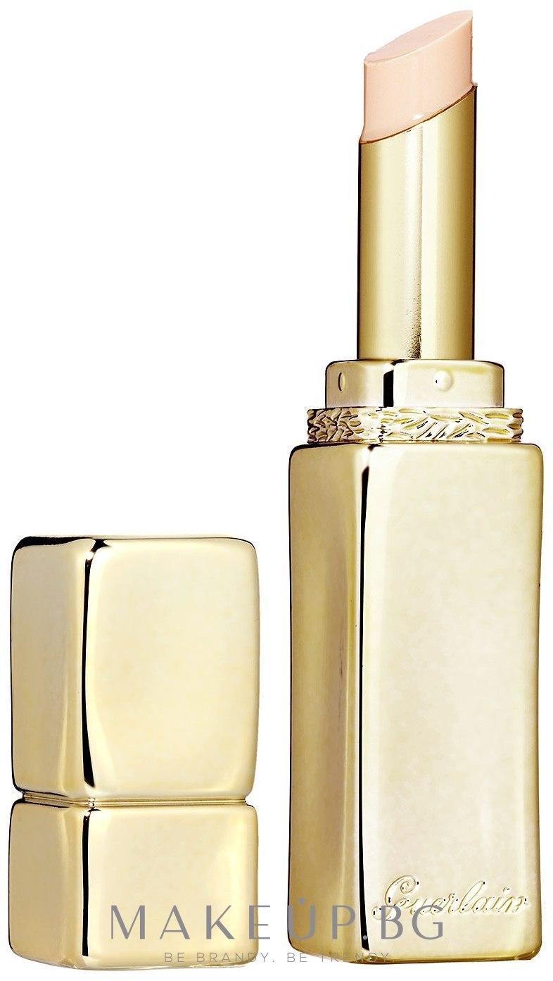 Изглаждаща основа за устни - Guerlain KissKiss LipLift Smoothing Lipstick Primer — снимка 00