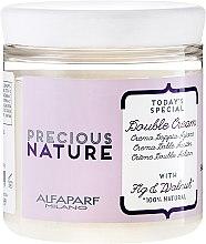 Парфюми, Парфюмерия, козметика Възстановяващ крем-балсам за увредена коса - Alfaparf Precious Nature Double Cream