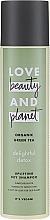 Парфюмерия и Козметика Сух шампоан за коса с екстракт от зелен чай - Love Beauty&Planet Organic Green Tea Uplifting Dry Shampoo
