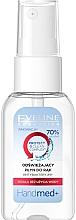 Парфюмерия и Козметика Антибактериален спрей за ръце - Eveline Cosmetics Handmed+
