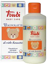 Парфюми, Парфюмерия, козметика Детско мляко за баня - Trudi Baby Bath Milk With Honey From Orange Blossom