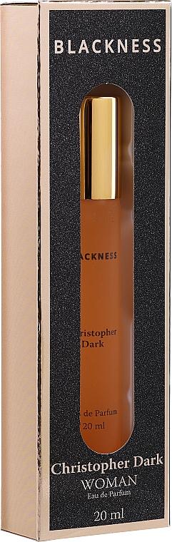 Christopher Dark Blackness - Парфюмна вода (мини)