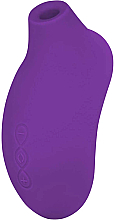 Парфюмерия и Козметика Звуков стимулатор за клитор - Lelo Sona 2 Purple