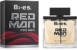 Парфюми, Парфюмерия, козметика Bi-Es Red Man - Тоалетна вода