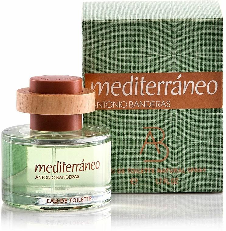 Mediterraneo Antonio Banderas - Тоалетна вода