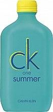 Парфюмерия и Козметика Calvin Klein CK One Summer 2020 - Тоалетна вода